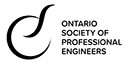 Logo Ontario society of professional engineers (OSPE)